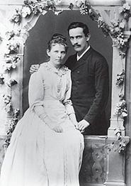 Eugen Hubers Briefe an seine tote Frau - Briefe von 1911 sind online