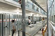Corona - Bibliotheken offen