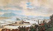 Buch am Mittag - Die Überschwemmungen von 1868