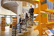 Fachbereichsbibliothek Bühlplatz FBB - Platz für die Medizin